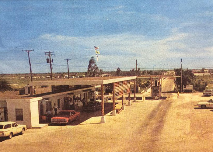 Progreso International Bridge 1966